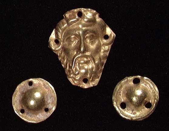 EdgarLOwen com Ancient Pre-Columbian Sinu Gold, Greek, Roman