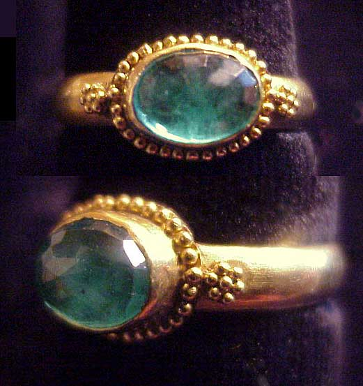 Ancient Jewelry Reproductions Handcrafted By Iris Nevins